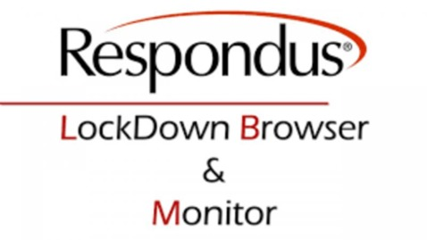 Thumbnail for entry Respondus LockDown Browser with WebCam and Monitor