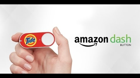 Thumbnail for entry Amazon Dash Button