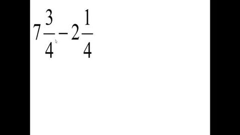 Thumbnail for entry Prealgebra 4.6.4