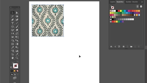 Thumbnail for entry ACS F20 - Y Print Pattern Brush