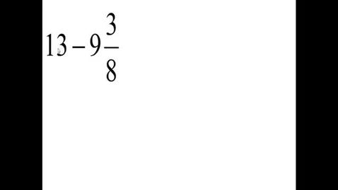 Thumbnail for entry Prealgebra 4.6.6