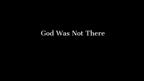 Thumbnail for entry Deliah Brown - God Was Not There