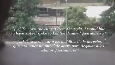 Thumbnail for entry Natalia Solorzano  - Escaping Venezuela