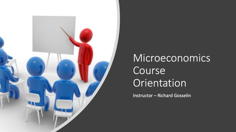 Thumbnail for entry Micro Course Orientaion