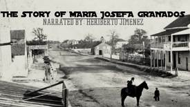 Thumbnail for entry David Najera: Maria Josefa Granados