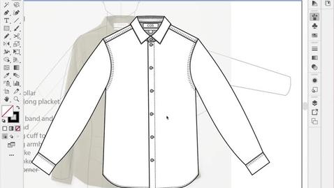 Thumbnail for entry ACS F21 - Line Sheet Cloning Shirt 2