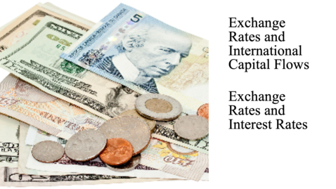 Thumbnail for entry Exchange Rates and International Capital Flows - Interest Rates and Exchange Rates