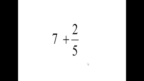 Thumbnail for entry Prealgebra 4.5.3