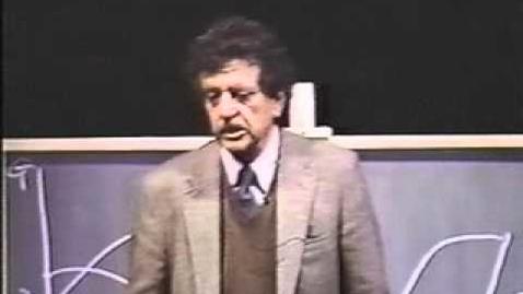 Thumbnail for entry Kurt Vonnegut on the Shapes of Stories