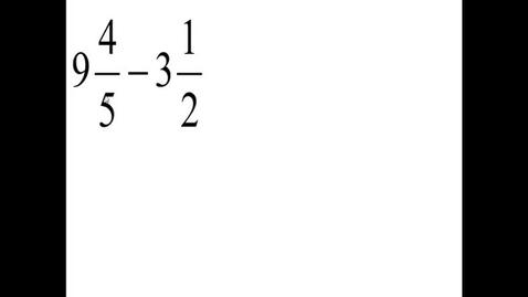 Thumbnail for entry Prealgebra 4.6.5