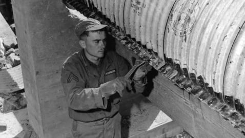 Thumbnail for entry David Guzman: Efren Cerda Korean War Veteran