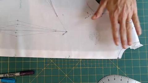 Thumbnail for entry Draping - Blending Darted Torso Front & Back
