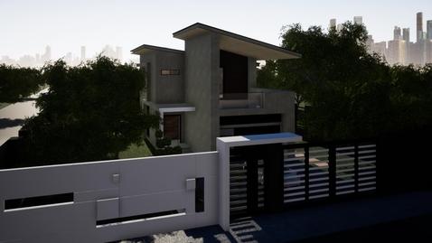 Thumbnail for entry Danel Zharmenova: Residential Design Project