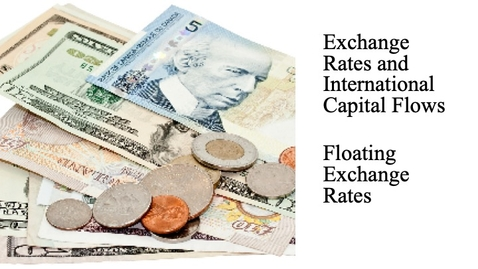 Thumbnail for entry Exchange Rates and International Capital Flows - Floating Exchange Rates