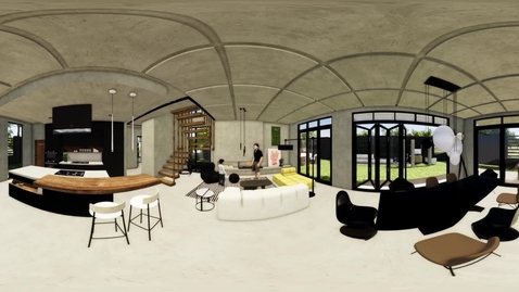 Thumbnail for entry Danel Zharmenova: Residential Design project 360°