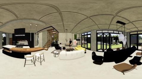 Thumbnail for entry Danel Zharmenova: Residential Design project 360°