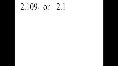 Thumbnail for entry Prealgebra 5.1.9