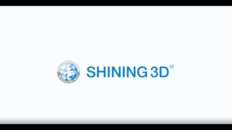 Thumbnail for entry EinScan Pro 2X Plus Operation Video - SHINING 3D Digitizing Solutions