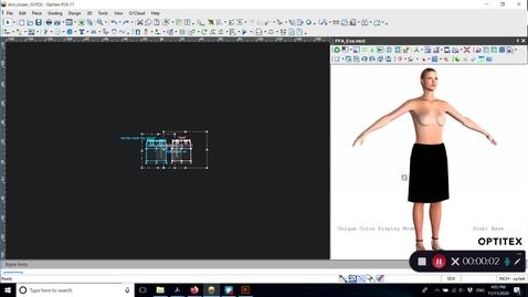 Thumbnail for entry APD F20 - Skirt Shader