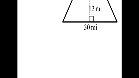 Thumbnail for entry Math 0409 Review Test 1 Problem 5