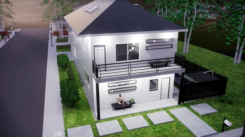 Thumbnail for entry Karla Salinas - Lima Residence