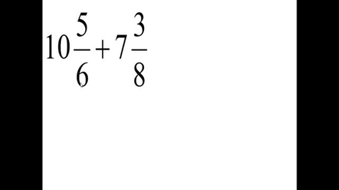Thumbnail for entry Prealgebra 4.6.3