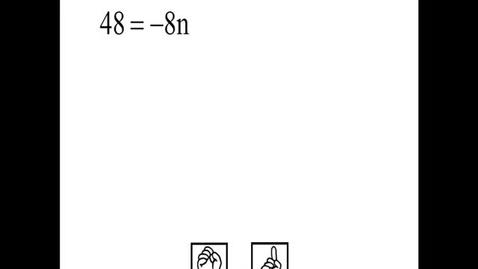 Thumbnail for entry Prealgebra 2.8.4