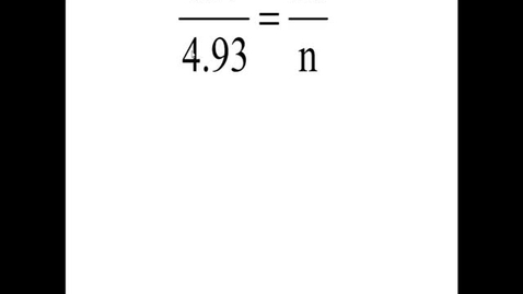 Thumbnail for entry Prealgebra 6.1.20