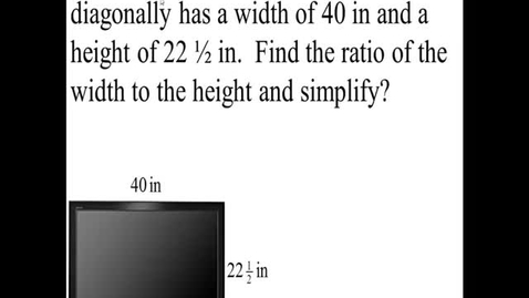 Thumbnail for entry Prealgebra 6.1.8
