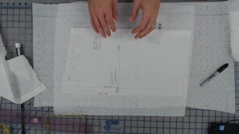 Thumbnail for entry Skirt Sloper Truing