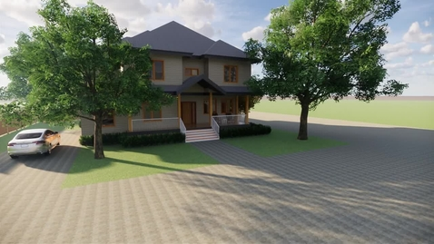 Thumbnail for entry Jessica Robertson - Residential Project