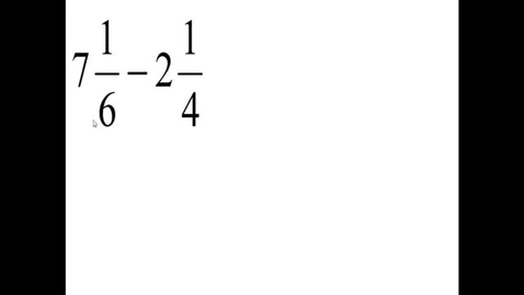 Thumbnail for entry Prealgebra 4.6.7