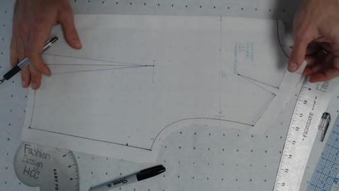 Thumbnail for entry Draping - Truing Bodice Sloper Back Part 1