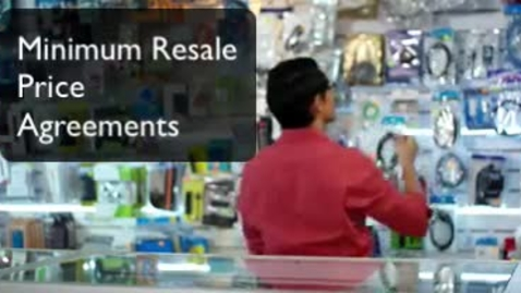 Thumbnail for entry Minimum Resale Price Agreements