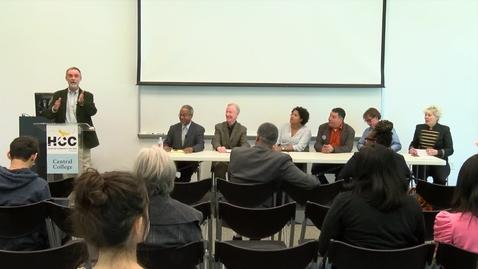 Thumbnail for entry Cimarron Spirit Film: Panel Discussion