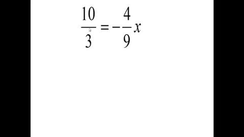 Thumbnail for entry Prealgebra 3.8.3