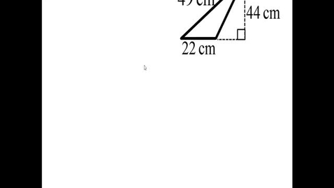 Thumbnail for entry Math 0409 Review Test 1 Problem 4