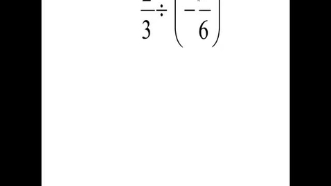 Thumbnail for entry Math 0409 Review Test 1 Problem 16