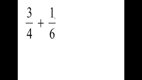 Thumbnail for entry Prealgebra 4.2.6