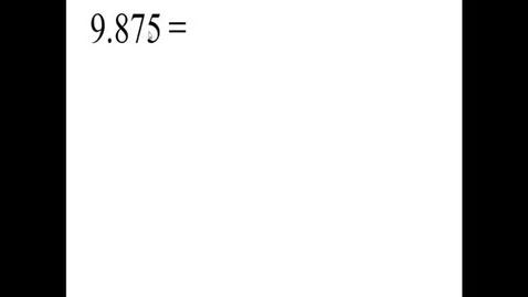 Thumbnail for entry Prealgebra 5.1.4