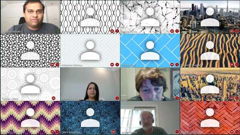 Thumbnail for entry WebEx Session on April 4 - Faculty Video Lounge.mp4