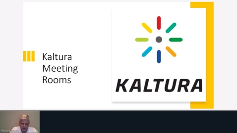 Thumbnail for entry Kaltura Live Room Demonstration - Monday, 9:00 a.m.