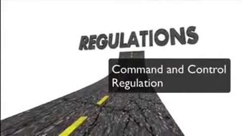 Thumbnail for entry Command and Control Regulation