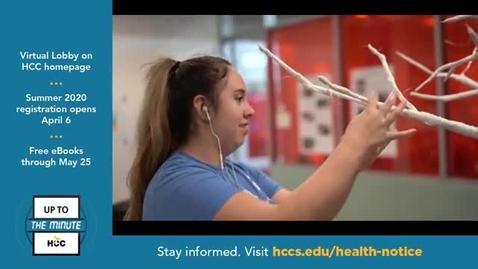 Thumbnail for entry Ashley Hope Talks Art Car on HCCTV Spring 2020