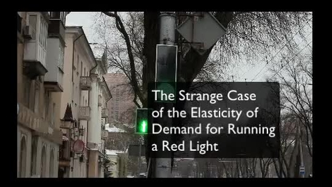 Thumbnail for entry The Strange Case of Running Red Lights