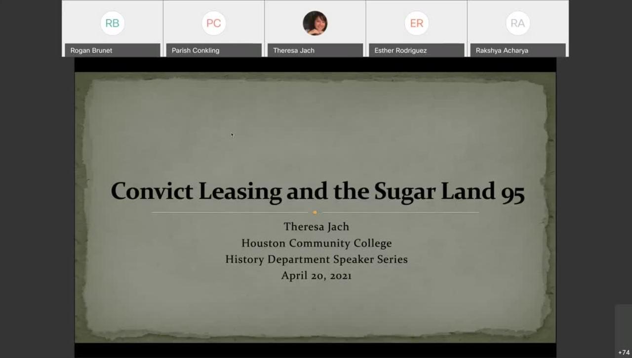 Sugarland 95 - April 20, 2021