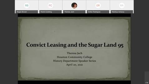Thumbnail for entry Sugarland 95 - April 20, 2021