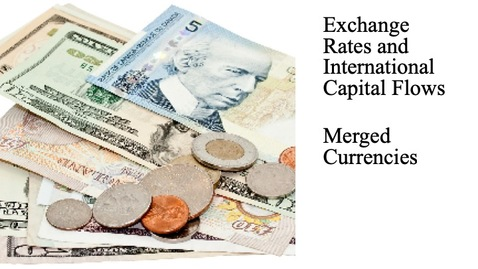 Thumbnail for entry Exchange Rates and International Capital Flows - A Merged Currency