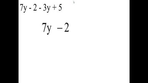 Thumbnail for entry Prealgebra 2.7.5