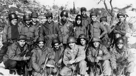 Thumbnail for entry Michael Thomas: John Perez Korean War Veteran